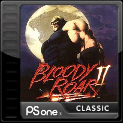 The coverart image of Bloody Roar II