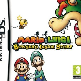 The coverart thumbnail of Mario & Luigi: Bowser's Inside Story