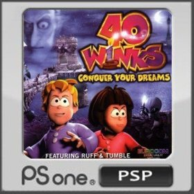 The coverart thumbnail of 40 Winks