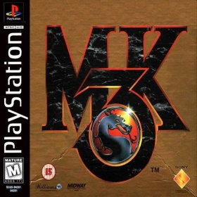 The coverart thumbnail of Mortal Kombat 3