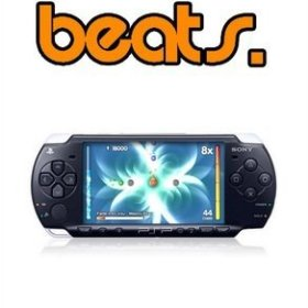 The cover art of the game Beats.