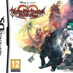 The coverart thumbnail of Kingdom Hearts 358/2 Days