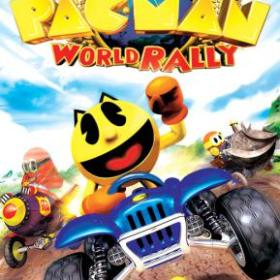 The coverart thumbnail of Pac-Man World Rally