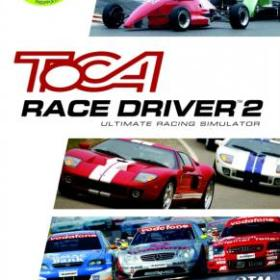 The cover art of the game ToCA Race Driver 2.