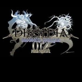 The cover art of the game Dissidia 012 Prologus: Duodecim Final Fantasy.