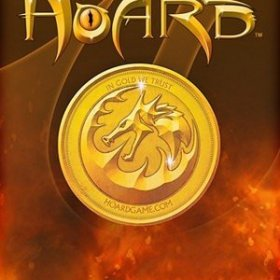 The coverart thumbnail of Hoard the Game