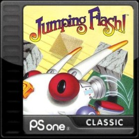 The coverart thumbnail of Jumping Flash!