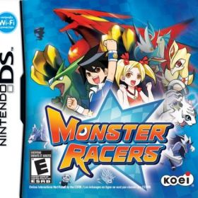 The coverart thumbnail of Monster Racers