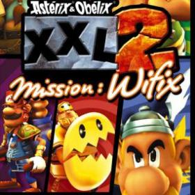 The cover art of the game Asterix & Obelix XXL 2: Mission WiFix.