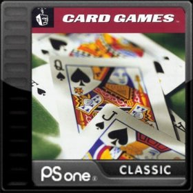The cover art of the game Card Games.