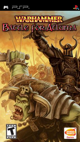 The coverart image of Warhammer: Battle for Atluma