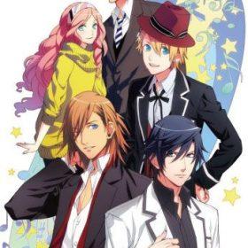 The cover art of the game Uta no Prince-Sama: Sweet Serenade.