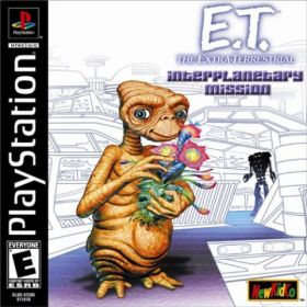 The coverart thumbnail of E.T. - The Extra-Terrestrial - Interplanetary Mission