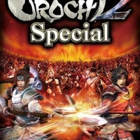 The cover art of the game Musou Orochi 2 Special (English Patched).