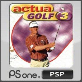 The coverart thumbnail of Actua Golf 3
