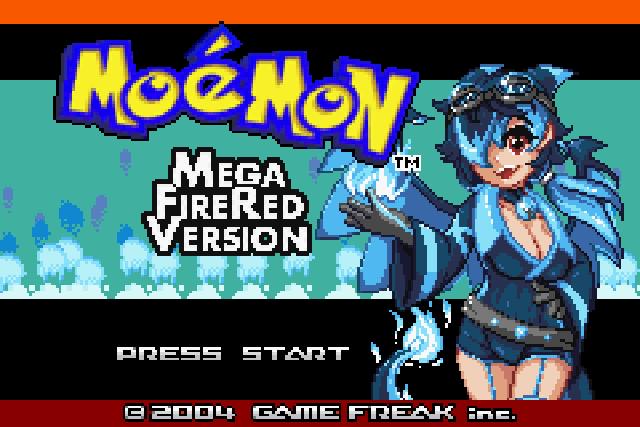 Mega Moemon Fire Red (Hack)