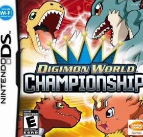 The coverart thumbnail of Digimon World Championship