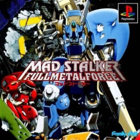 The cover art of the game Mad Stalker: Full Metal Force.