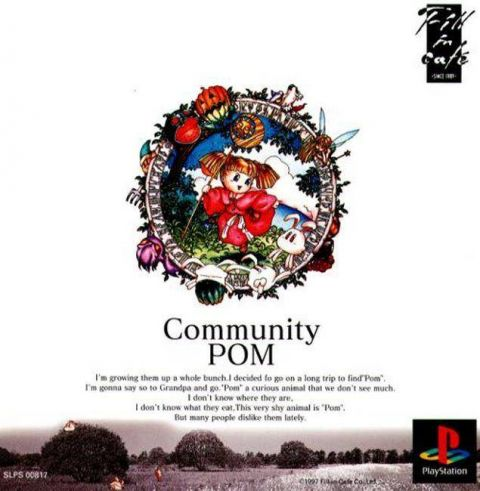 The coverart image of Community Pom