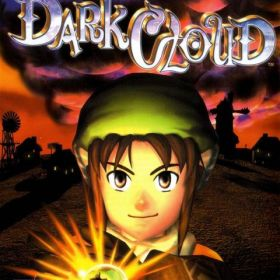 The cover art of the game Dark Cloud.