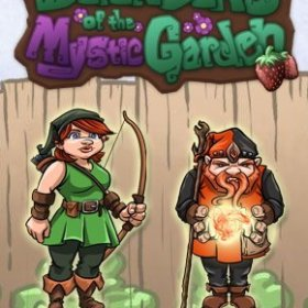 The coverart thumbnail of Defenders of the Mystic Garden