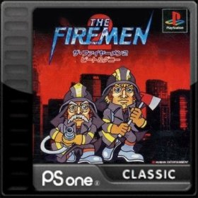 The cover art of the game The Firemen 2: Pete & Danny.
