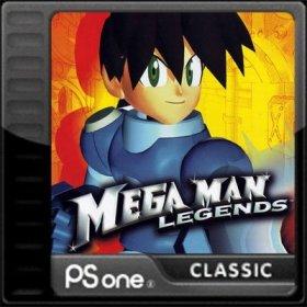 The coverart thumbnail of Mega Man Legends