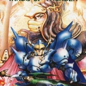 The cover art of the game Winds of Thunder.