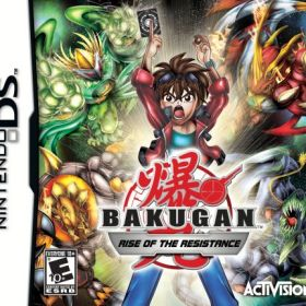 The coverart thumbnail of Bakugan: Rise of the Resistance