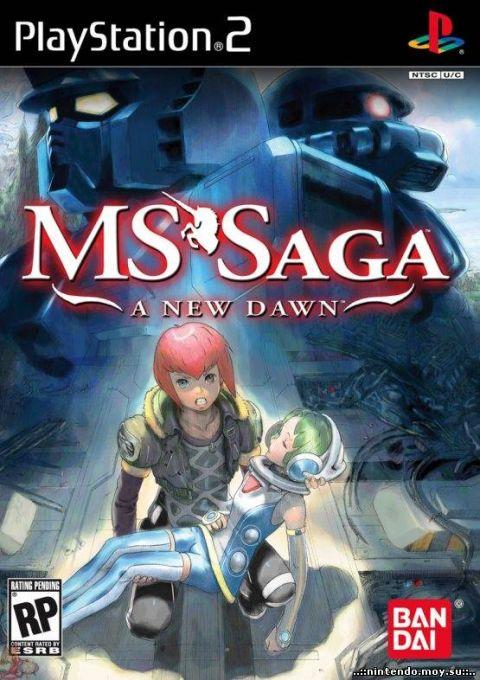 The coverart image of MS Saga: A New Dawn