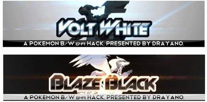 Pokemon Blaze Black/Volt White (Hack)