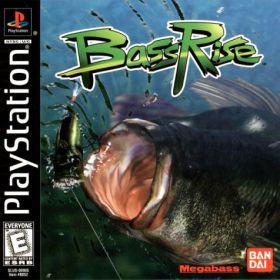 The cover art of the game Bass Rise.