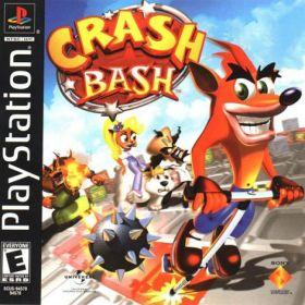 The coverart thumbnail of Crash Bash