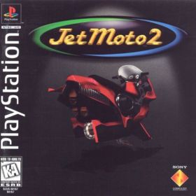 The coverart thumbnail of Jet Moto 2