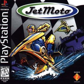 The coverart thumbnail of Jet Moto