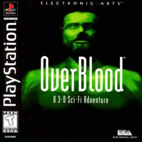 The coverart thumbnail of Overblood: A 3D Sci-fi Adventure