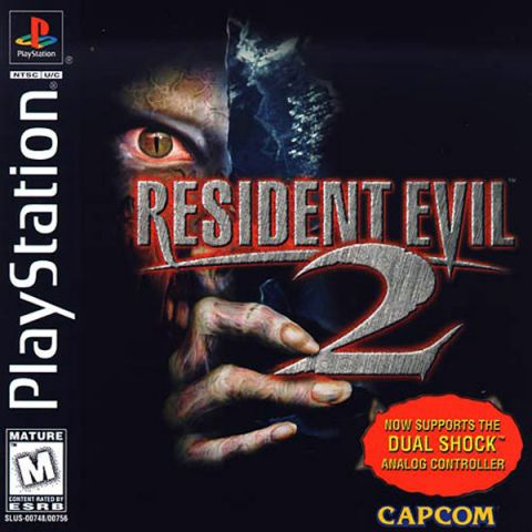 Resident Evil 2: Dual Shock Ver.