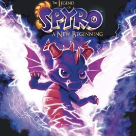 The coverart thumbnail of The Legend of Spyro: A New Beginning