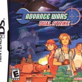 The coverart thumbnail of Advance Wars: Dual Strike