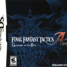 The cover art of the game Final Fantasy Tactics A2: Grimoire of the Rift.