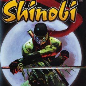 The coverart thumbnail of Shinobi