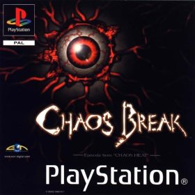 The cover art of the game Chaos Break.
