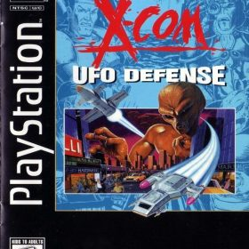 The cover art of the game X-COM: UFO Defense.