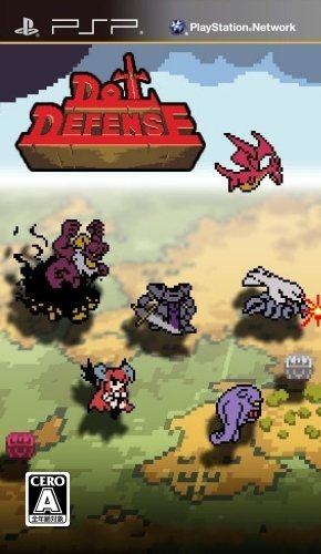 The coverart image of Dot Defense