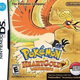 The coverart thumbnail of Pokemon HeartGold Randomizer