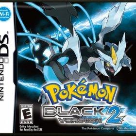 The coverart thumbnail of Pokemon Black 2 Randomizer
