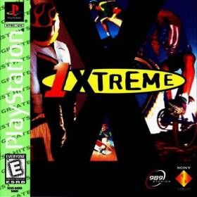 The cover art of the game 1Xtreme.