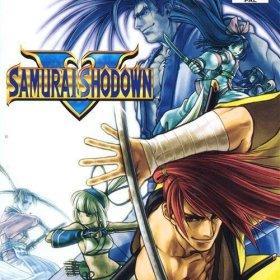 The cover art of the game Samurai Shodown V.