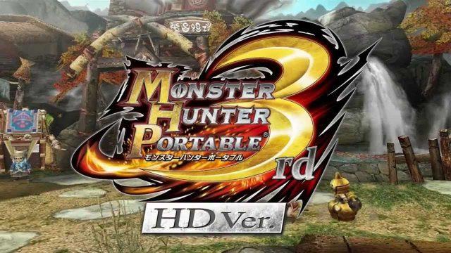 Monster Hunter Portable 3rd HD ver.
