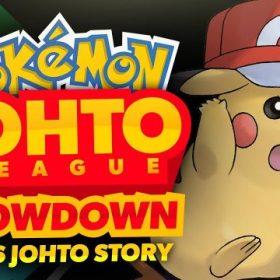The coverart thumbnail of Pokemon Johto League Showdown